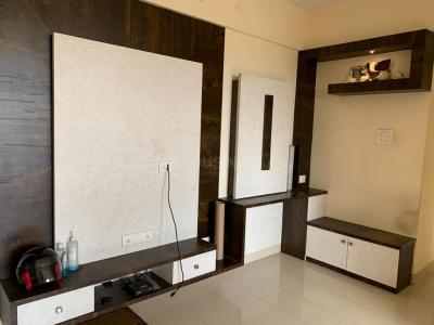 Gallery Cover Image of 1200 Sq.ft 3 BHK Apartment for buy in Ajmera Heights, Kalyan West for 8600000