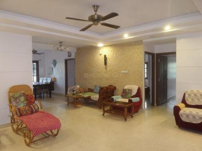 Gallery Cover Image of 2000 Sq.ft 3 BHK Apartment for buy in Basaveshwara Nagar for 18000000