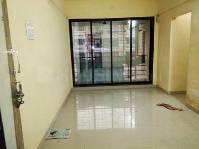 Gallery Cover Image of 700 Sq.ft 1 BHK Apartment for rent in Airoli for 15000