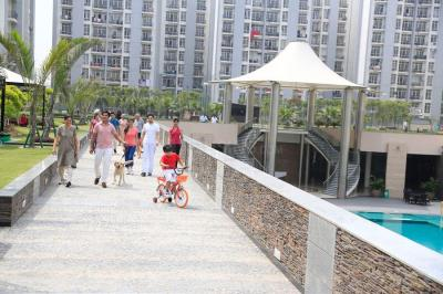 Gallery Cover Image of 1600 Sq.ft 3 BHK Apartment for buy in Omaxe Grand Woods, Sector 93B for 10000000