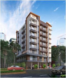 Gallery Cover Image of 737 Sq.ft 1 BHK Apartment for buy in Shree Saket, Thane West for 5159000