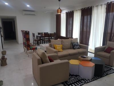 Gallery Cover Image of 2550 Sq.ft 3 BHK Apartment for rent in Sector 72 for 47000