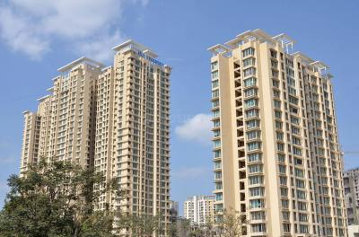 Gallery Cover Image of 641 Sq.ft 2 BHK Apartment for buy in Thane West for 11700000