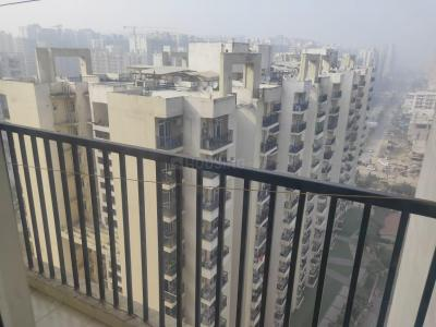 Gallery Cover Image of 1300 Sq.ft 2 BHK Apartment for rent in  Gaur City 4th Avenue, Noida Extension for 12000