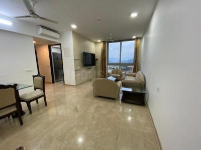 Gallery Cover Image of 1550 Sq.ft 3 BHK Apartment for rent in Nahar Amrit Shakti, Powai for 70000