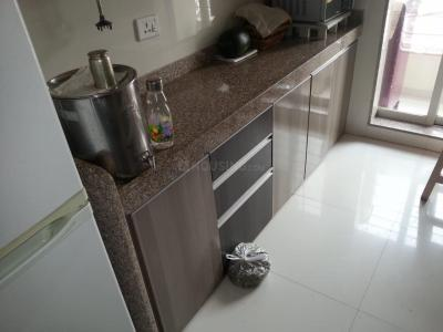 Gallery Cover Image of 1150 Sq.ft 3 BHK Apartment for rent in Group Rushi Heights, Malad East for 58000