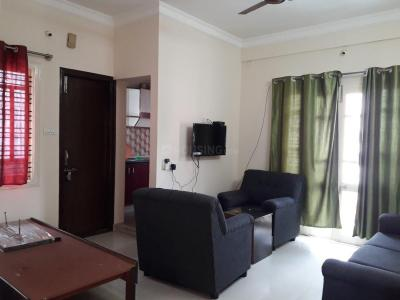 Living Room Image of Sri Sai Residency in Ejipura