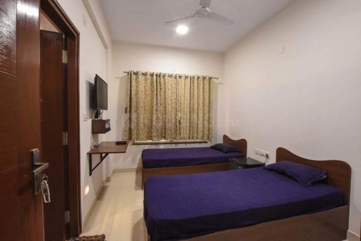 कोरमनगाला में सेवन हिल्स जैंट्स पीजी के बेडरूम की तस्वीर