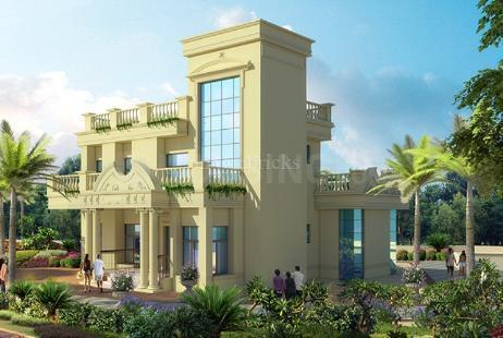 Building Image of 680 Sq.ft 1 BHK Apartment for rent in Kasarvadavali, Thane West for 11500