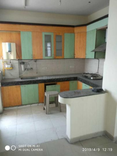 Kitchen Image of 1500 Sq.ft 3 BHK Apartment for rent in Vaishali for 25000