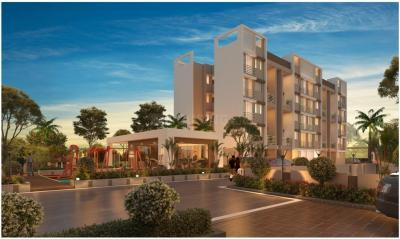 Gallery Cover Image of 620 Sq.ft 1 BHK Apartment for buy in Naman Residency, Dhansar for 2300000