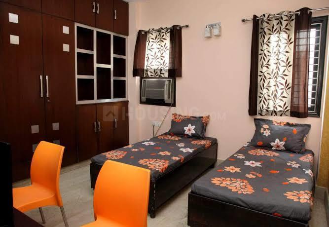 Bedroom Image of Sidhu PG in East Of Kailash