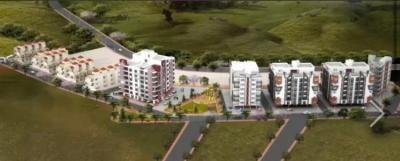 Gallery Cover Image of 1275 Sq.ft 2 BHK Apartment for buy in Morya Gardens, Vaibhav Nagar for 4500000
