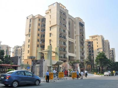 Gallery Cover Image of 1416 Sq.ft 3 BHK Apartment for buy in Purvanchal Silver City, Sector 93 for 8500000