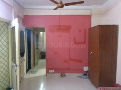 Gallery Cover Image of 715 Sq.ft 1 BHK Apartment for rent in Kopar Khairane for 16700
