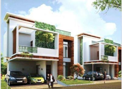 Gallery Cover Image of 1255 Sq.ft 3 BHK Villa for buy in Ottiyambakkam for 6500000
