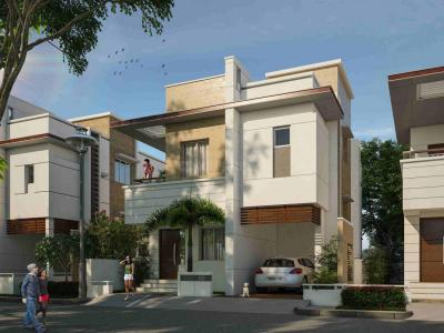 Gallery Cover Image of 2503 Sq.ft 3 BHK Villa for buy in Tukkuguda for 13900000