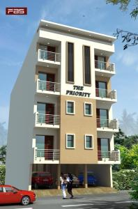 Gallery Cover Image of 1200 Sq.ft 3 BHK Apartment for buy in Sector-12A for 6300000