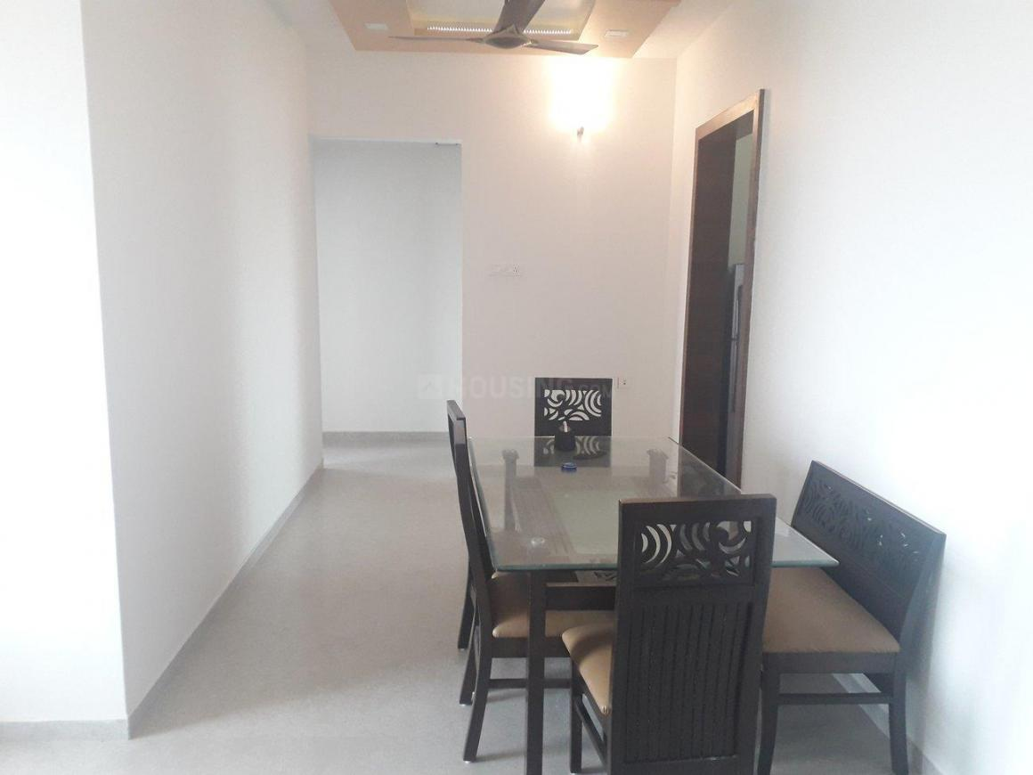 Living Room Image of 1590 Sq.ft 3 BHK Apartment for rent in Goregaon East for 80000