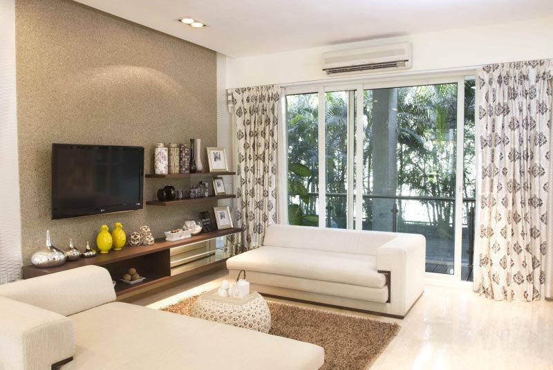 Living Room Image of 1350 Sq.ft 3 BHK Apartment for buy in Ghatkopar West for 21500000