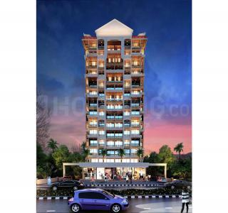 Gallery Cover Image of 720 Sq.ft 1 BHK Apartment for buy in Sarang Pillars Bellview, Ulwe for 6600000