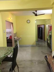 Gallery Cover Image of 1200 Sq.ft 3 BHK Independent Floor for rent in New Town for 21000