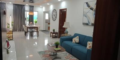 Gallery Cover Image of 1430 Sq.ft 2 BHK Apartment for buy in Narsingi for 8136700