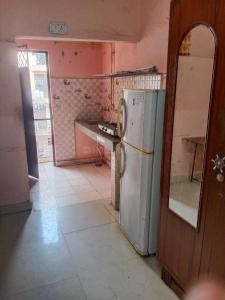 Kitchen Image of Ishaan Properties PG in Baljit Nagar