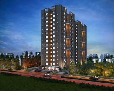 Gallery Cover Image of 1232 Sq.ft 3 BHK Apartment for buy in Maninagar for 7000000