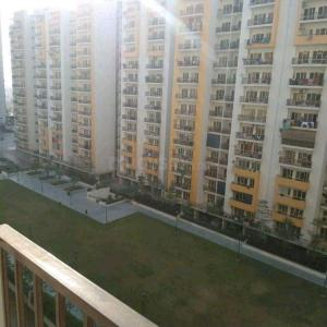 Balcony Image of Single Occupancy Room In A 3 Bhk Flat in Noida Extension
