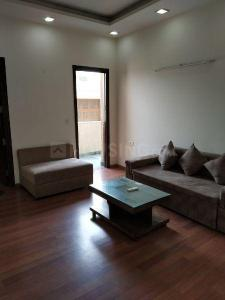 Gallery Cover Image of 1000 Sq.ft 1 BHK Independent Floor for rent in Greater Kailash I for 85000