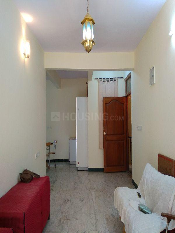 Living Room Image of 1400 Sq.ft 3 BHK Apartment for rent in Horamavu for 22000