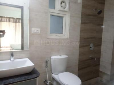 Bathroom Image of 1480 Sq.ft 2 BHK Apartment for buy in Pacific Golf Estate, Kulhan for 6200000