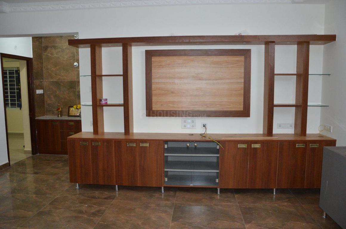 Living Room Image of 1100 Sq.ft 2 BHK Independent House for rent in Rayasandra for 18000