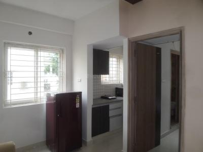 Gallery Cover Image of 400 Sq.ft 1 BHK Apartment for rent in Koramangala for 25000