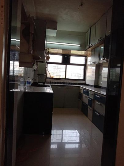 Kitchen Image of 1300 Sq.ft 3 BHK Apartment for rent in Andheri West for 85000