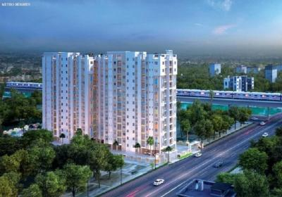Gallery Cover Image of 535 Sq.ft 1 BHK Apartment for buy in Joka for 1498000