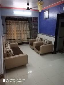 Gallery Cover Image of 650 Sq.ft 1 BHK Apartment for buy in Laxmi CHS, Seawoods for 7000000