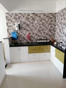 Kitchen Image of Hll Shire Stay in Wagholi