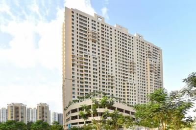 Gallery Cover Image of 720 Sq.ft 2 BHK Apartment for buy in Thane West for 13200000