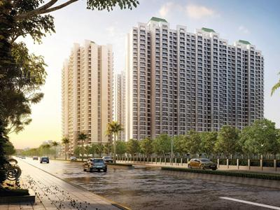Gallery Cover Image of 1385 Sq.ft 3 BHK Apartment for buy in ATS Homekraft Happy Trails, Noida Extension for 6499750
