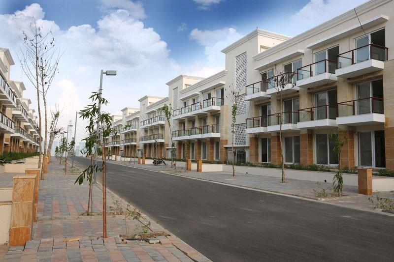 Building Image of 1450 Sq.ft 3 BHK Independent Floor for rent in Sector 70A for 23000