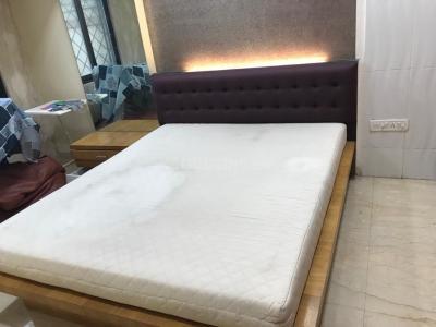 Bedroom Image of 3bhk Fully Furnished Flat Jvlr Road Jogeshwari East in Jogeshwari East