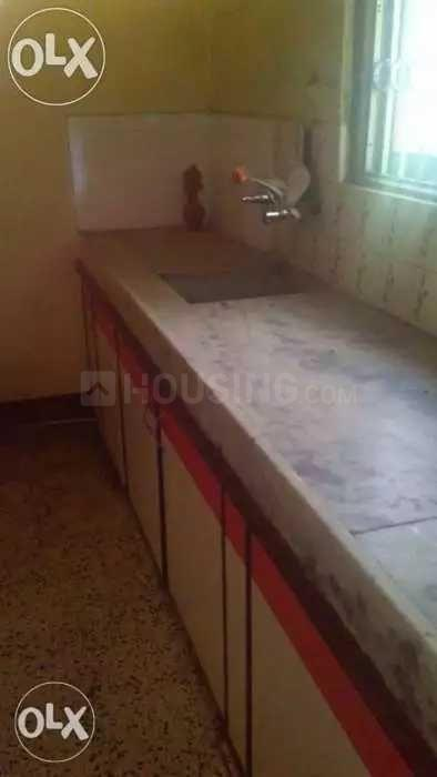 Kitchen Image of 850 Sq.ft 2 BHK Apartment for buy in Manishpuri for 2450000