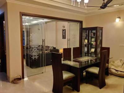 Gallery Cover Image of 2700 Sq.ft 4 BHK Independent Floor for rent in Metro S 101 Greater Kailash 2, Greater Kailash for 100000