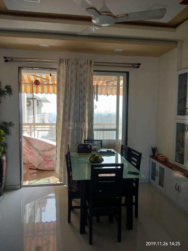 Dining Area Image of 1075 Sq.ft 2 BHK Apartment for rent in Kalyan West for 20000