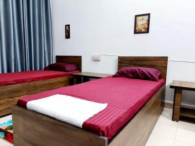 Bedroom Image of Hostel PG in Viman Nagar