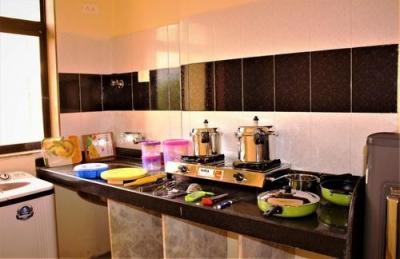 Kitchen Image of Santosh Nest in Mulund East