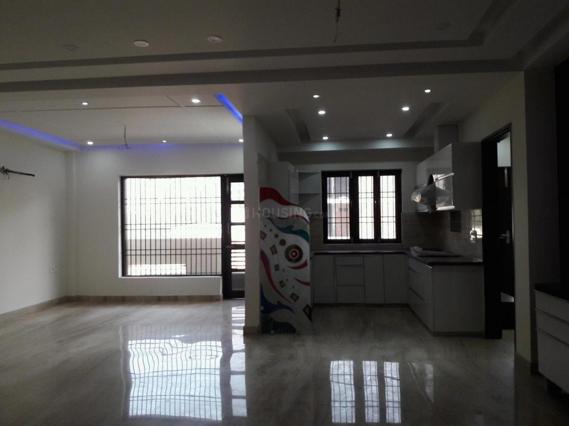 Living Room Image of 1900 Sq.ft 3 BHK Independent Floor for rent in Sector 19 Dwarka for 26000