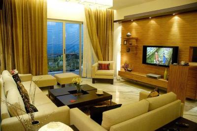 Gallery Cover Image of 575 Sq.ft 1 BHK Apartment for buy in Thane West for 6950000